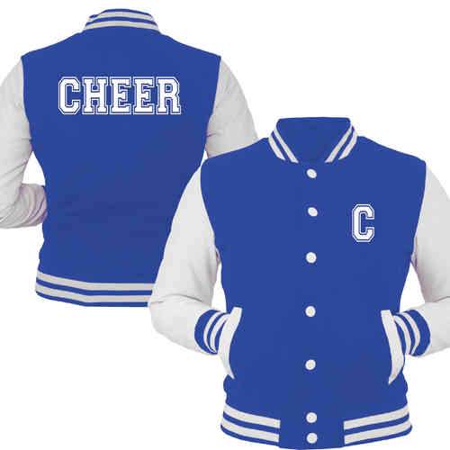 Collegejacke Cheer