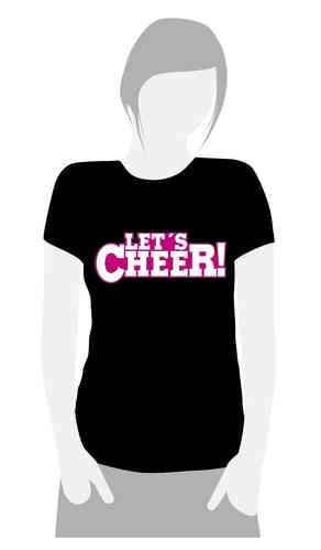 T-Shirt Let´s Cheer