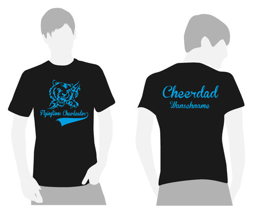 T-Shirt Cheerdad FLC