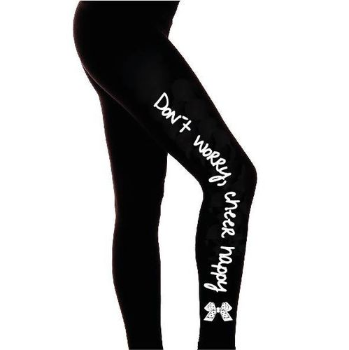 Leggings Don´t worry, cheer happy