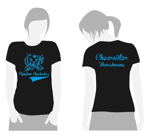 T-Shirt CheerSister FLC
