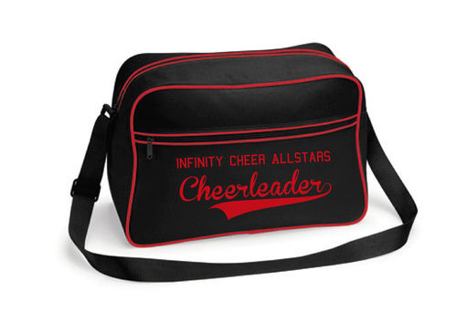 Retro Shoulder Bag Infinity Cheer
