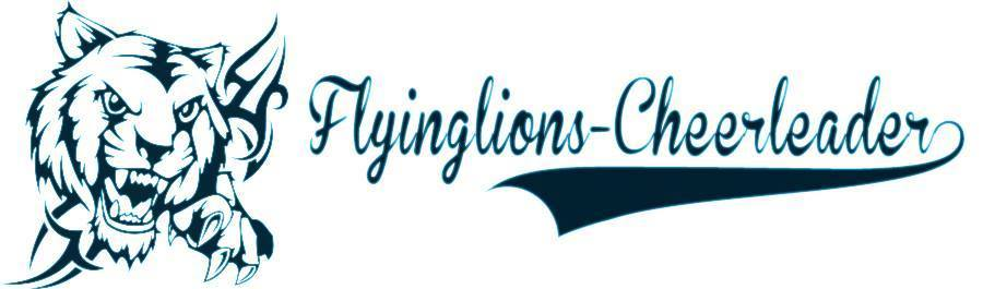 FlyingLions_Cheerleader_Logo